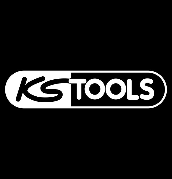KS tools decal, car decal sticker