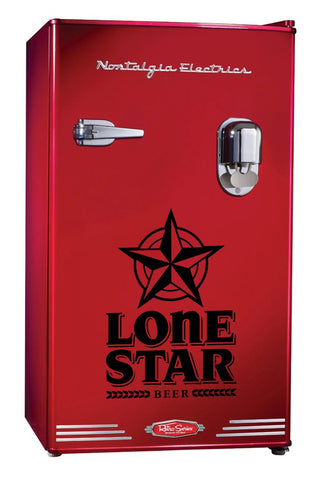 Lone Star Beer decal, beer decal, car decal sticker