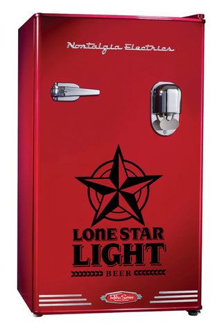 Lone Star Light Beer decal, beer decal, car decal sticker