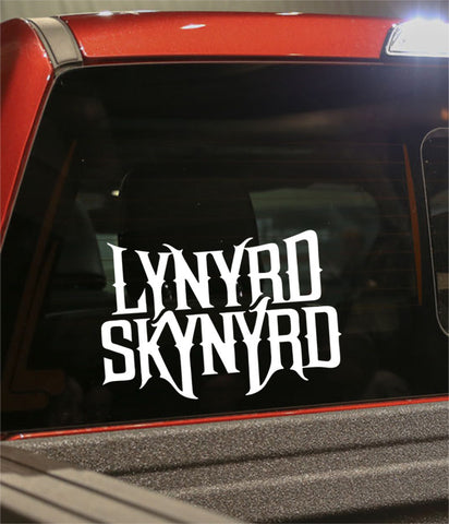 lynyrd skynyrd band decal - North 49 Decals