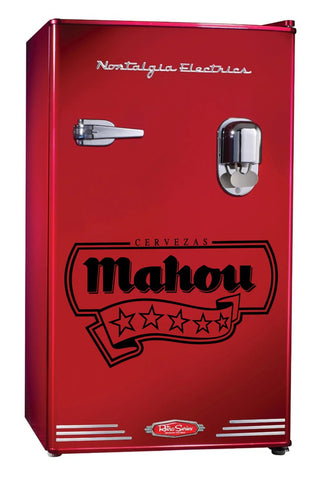 Mahou Beer decal, beer decal, car decal sticker