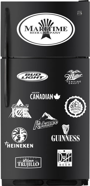Maritime Beer decal, beer decal, car decal sticker