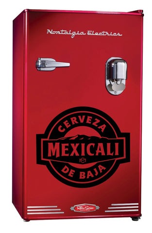 Mexicali Beer decal, beer decal, car decal sticker