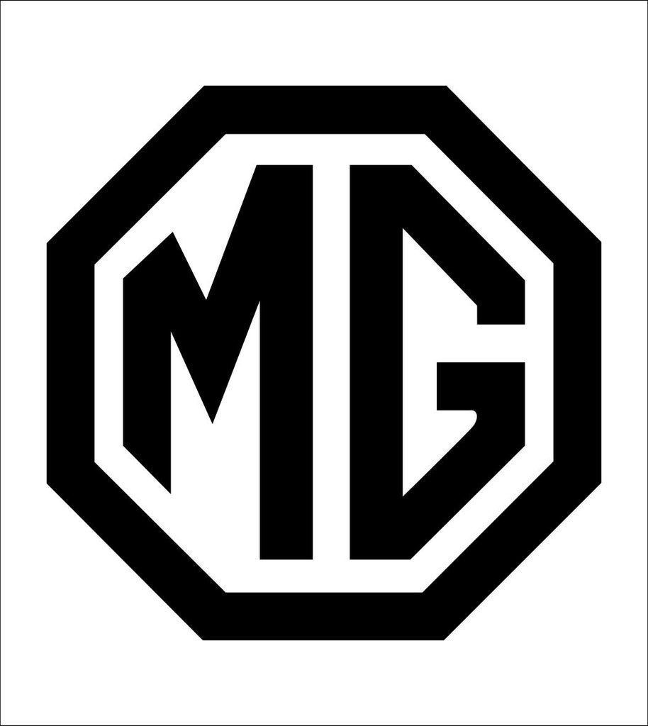 MG Motors decal, sticker, car decal