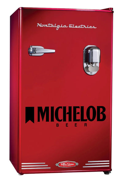 Michelob Beer decal, beer decal, car decal sticker