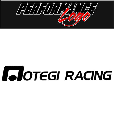 Motegi Racing decal, performance decal, sticker