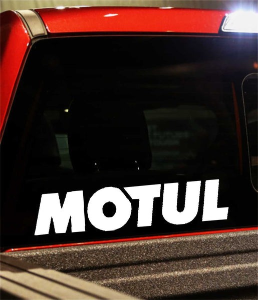 motul decal - North 49 Decals