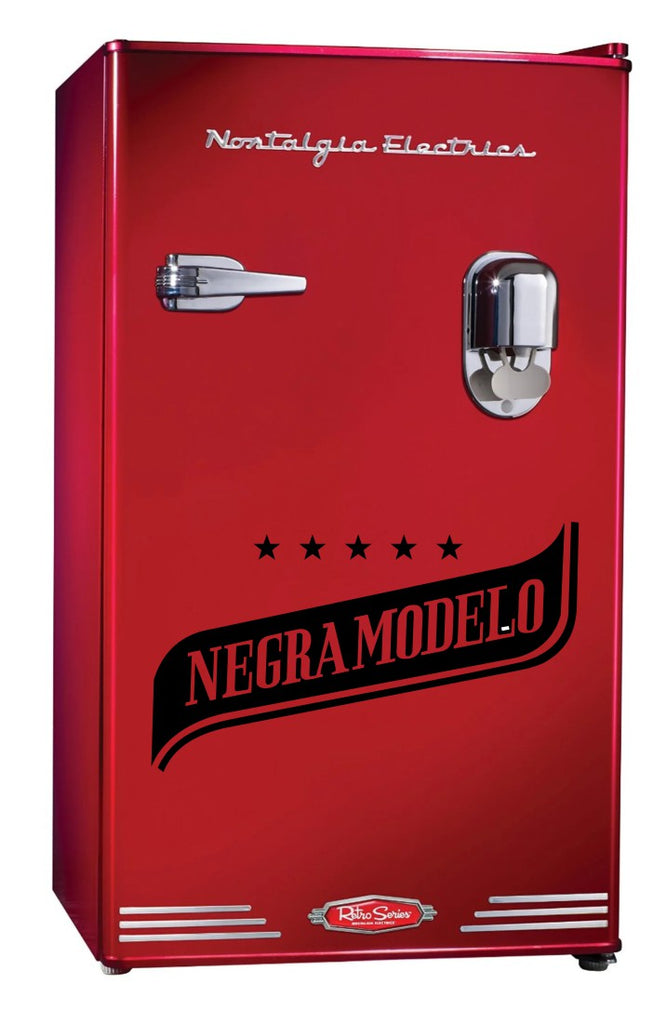 Negra Modelo decal, beer decal, car decal sticker