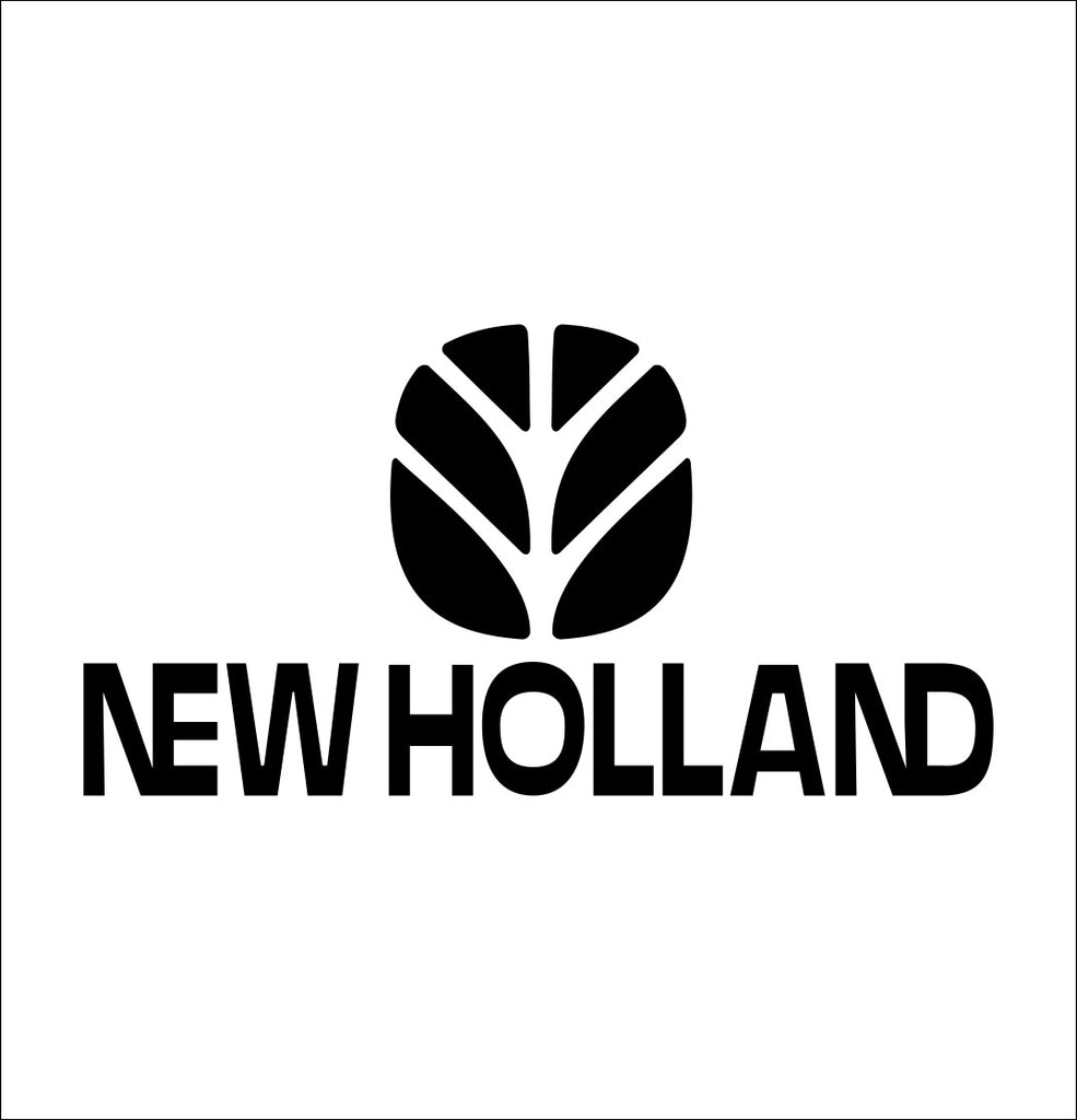 New Holland decal, farm decal, car decal sticker