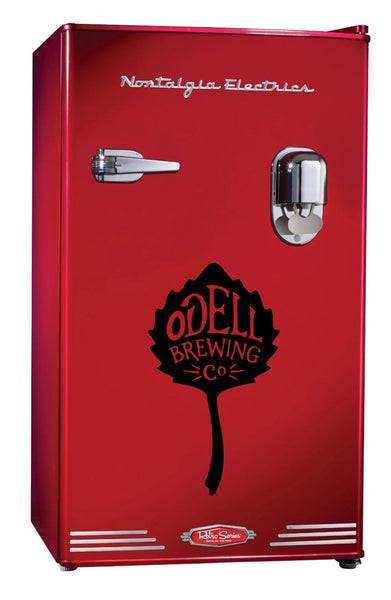 Odell Brewing Co decal, beer decal, car decal sticker