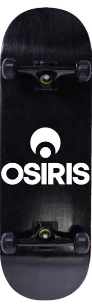 Osiris Shoes decal, skateboarding decal, car decal sticker