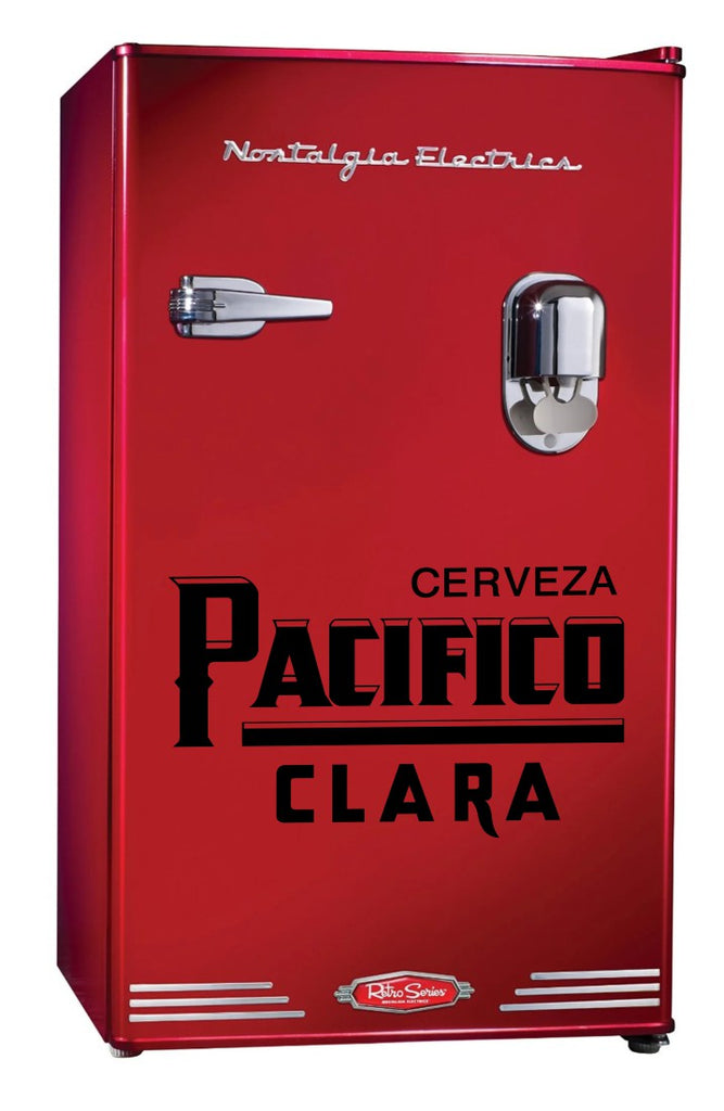 Pacifico Clara decal, beer decal, car decal sticker