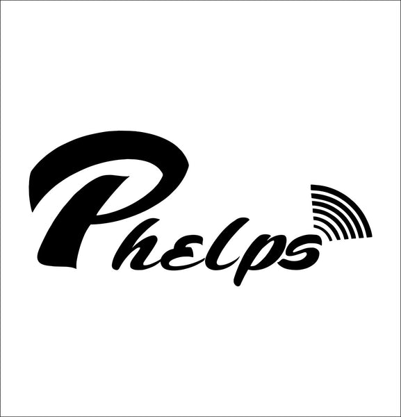 Phelps Game Calls decal, sticker, hunting fishing decal