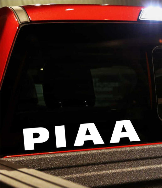 piaa decal - North 49 Decals
