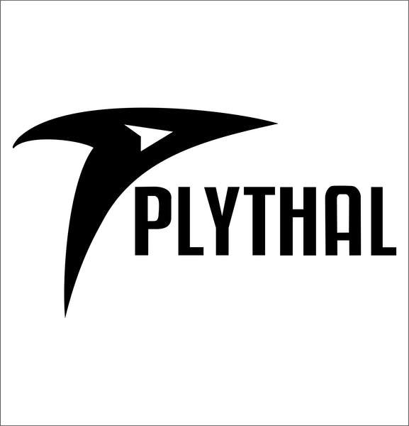 plythal decal, car decal sticker