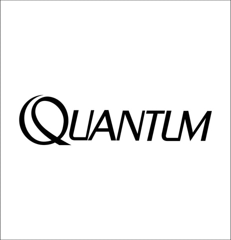 Quantum Fishing decal, sticker, hunting fishing decal