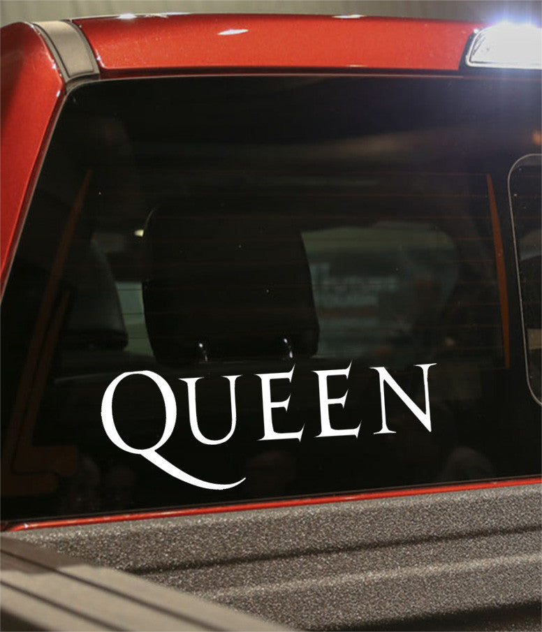 queen band decal - North 49 Decals