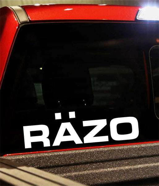 razo decal - North 49 Decals