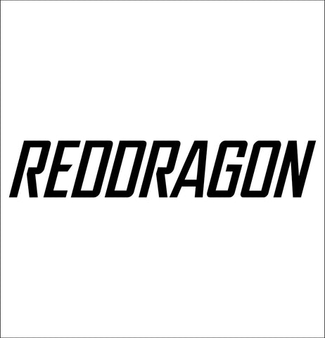 Red Dragon Darts decal, darts decal, car decal sticker