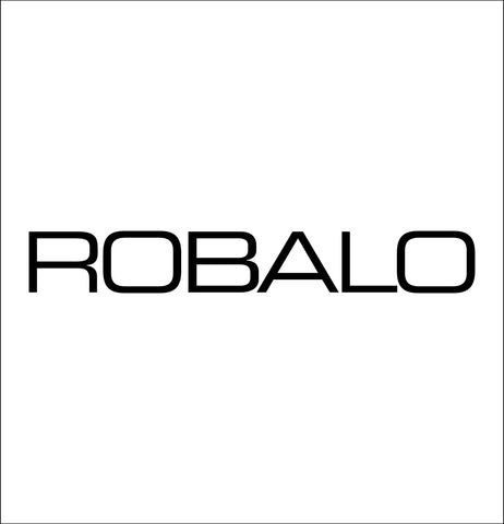 Robalo Boats decal, sticker, hunting fishing decal