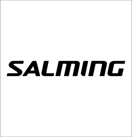salming decal, car decal sticker