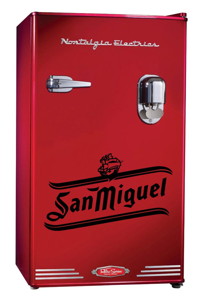 San Miguel Beer decal, beer decal, car decal sticker