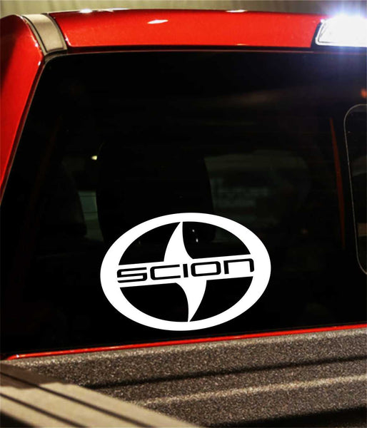 scion decal - North 49 Decals