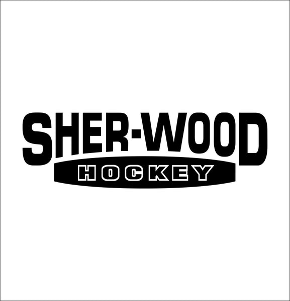 sherwood decal, car decal sticker