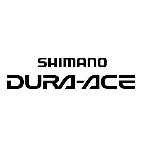 Shimano Dura Ace decal, sticker, hunting fishing decal