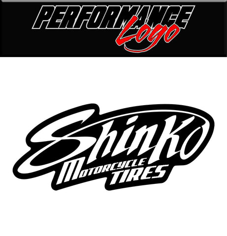 Shinko Tire decal