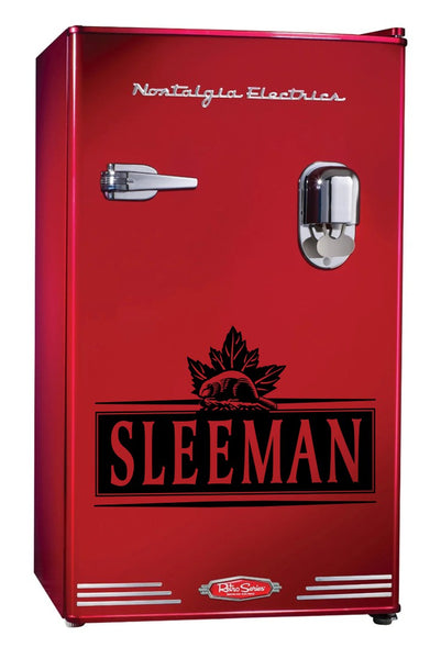 Sleeman Beer decal, beer decal, car decal sticker