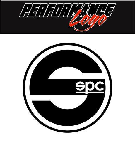 Sparco wheels decal, performance car decal sticker
