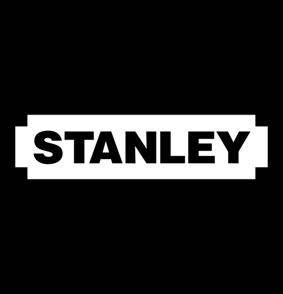 Stanley Tools decal,car decal sticker