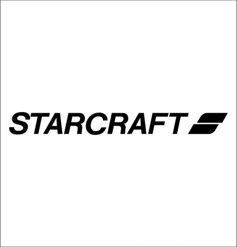 Starcraft Boats decal, sticker, hunting fishing decal