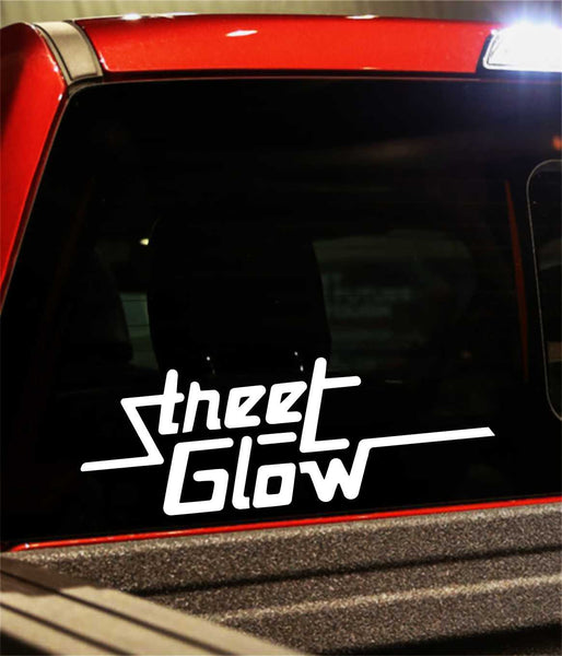 street glow decal - North 49 Decals