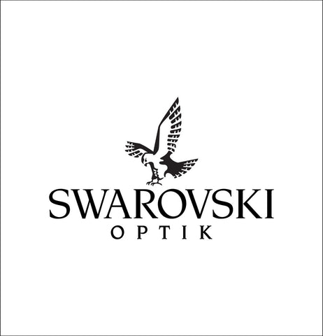 Swarovski Optik decal, sticker, hunting fishing decal