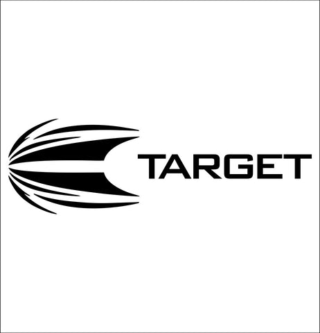 Target Darts decal, darts decal, car decal sticker