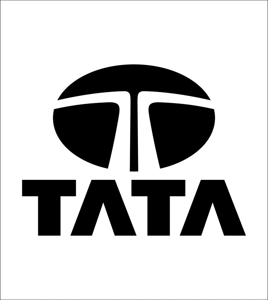 Tata decal, sticker, car decal
