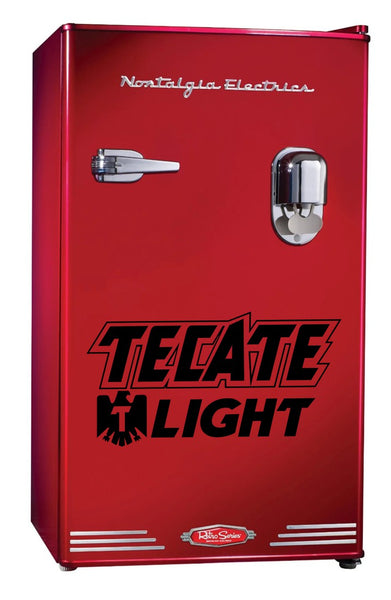 Tecate Beer decal, beer decal, car decal sticker