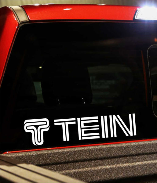 tein performance logo decal - North 49 Decals