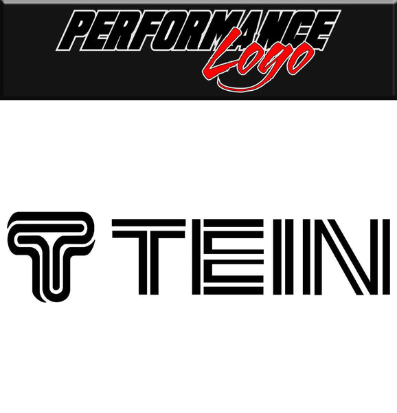 Tein decal, performance decal, sticker
