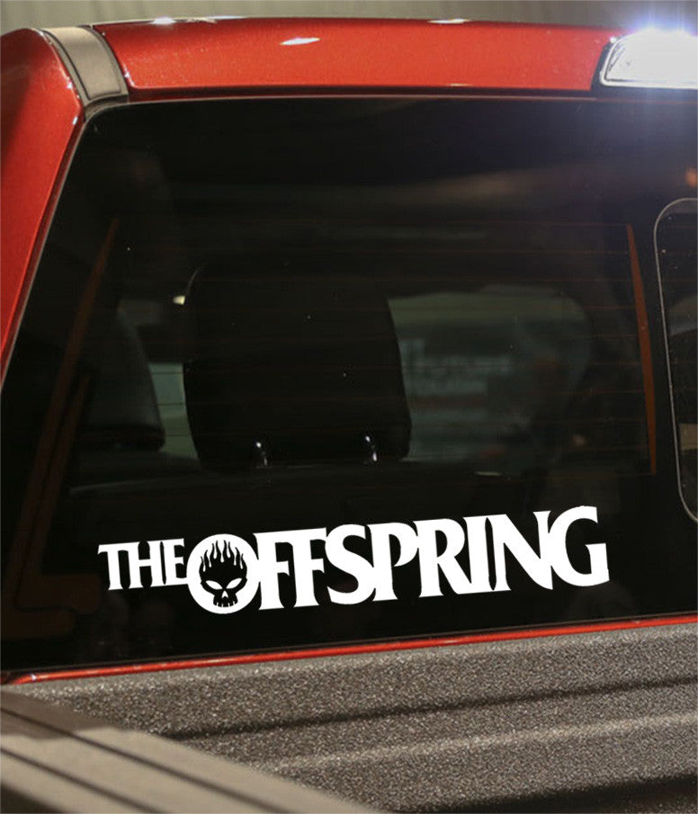 the offspring band decal - North 49 Decals