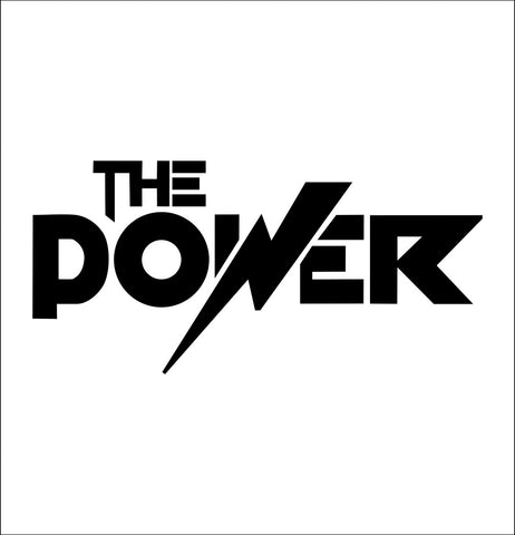 The Power Dart Flights decal, darts decal, car decal sticker