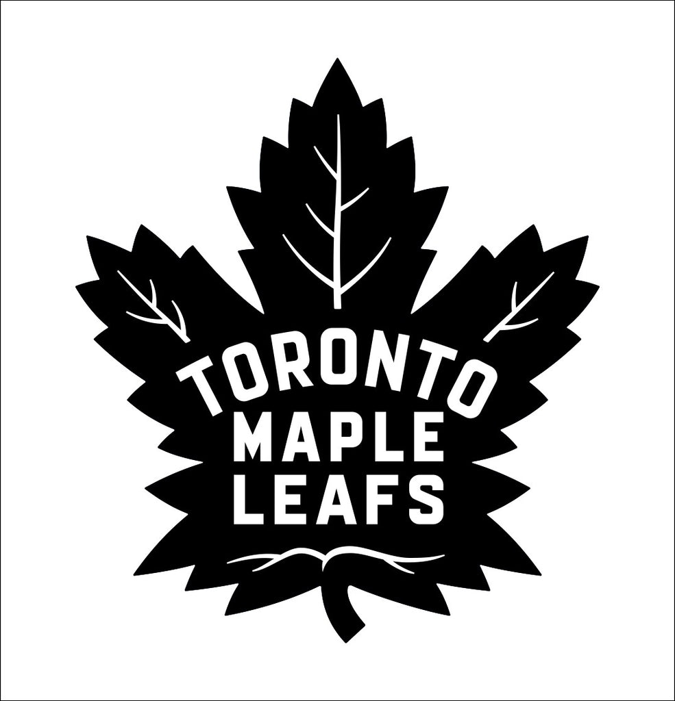 Toronto Maple Leafs Decal North 49 Decals
