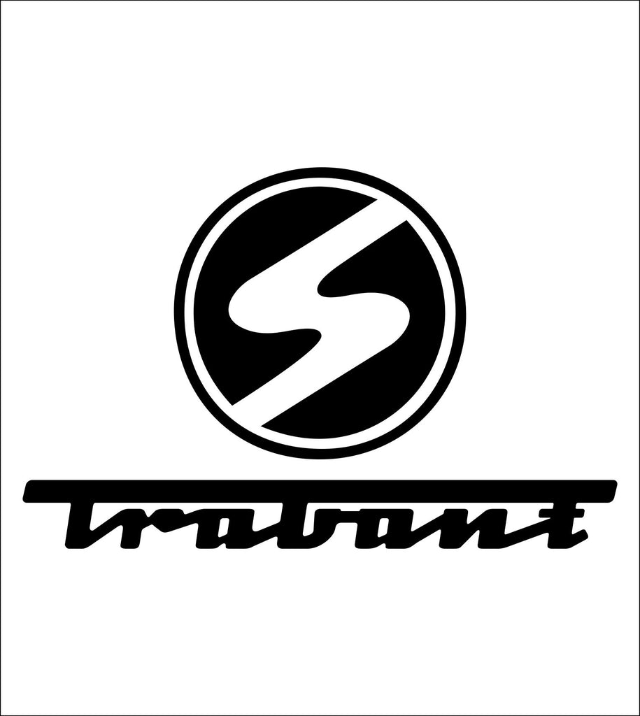 Trabant decal, sticker, car decal