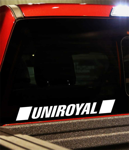 uniroyal decal - North 49 Decals