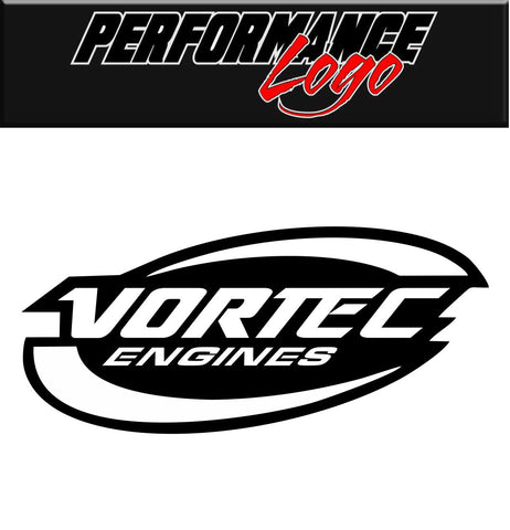 Vortec Engines decal, performance decal, sticker
