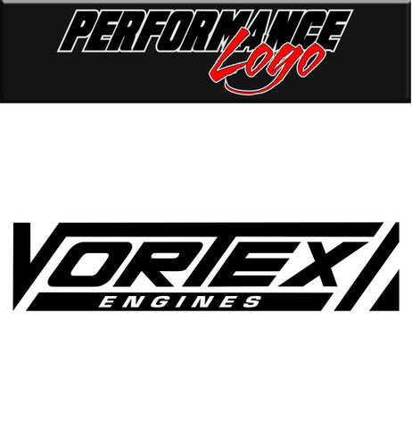 Vortex Engines decal, performance decal, sticker