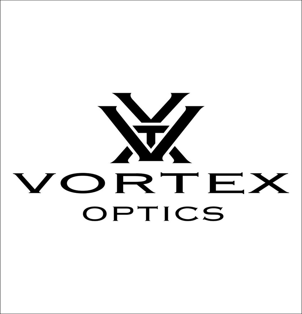 Vortex Optics decal, sticker, hunting fishing decal