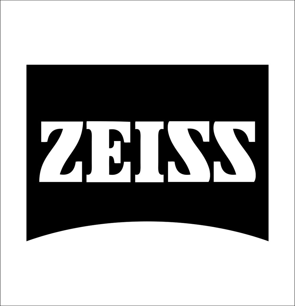 Zeiss Optics decal, sticker, hunting fishing decal
